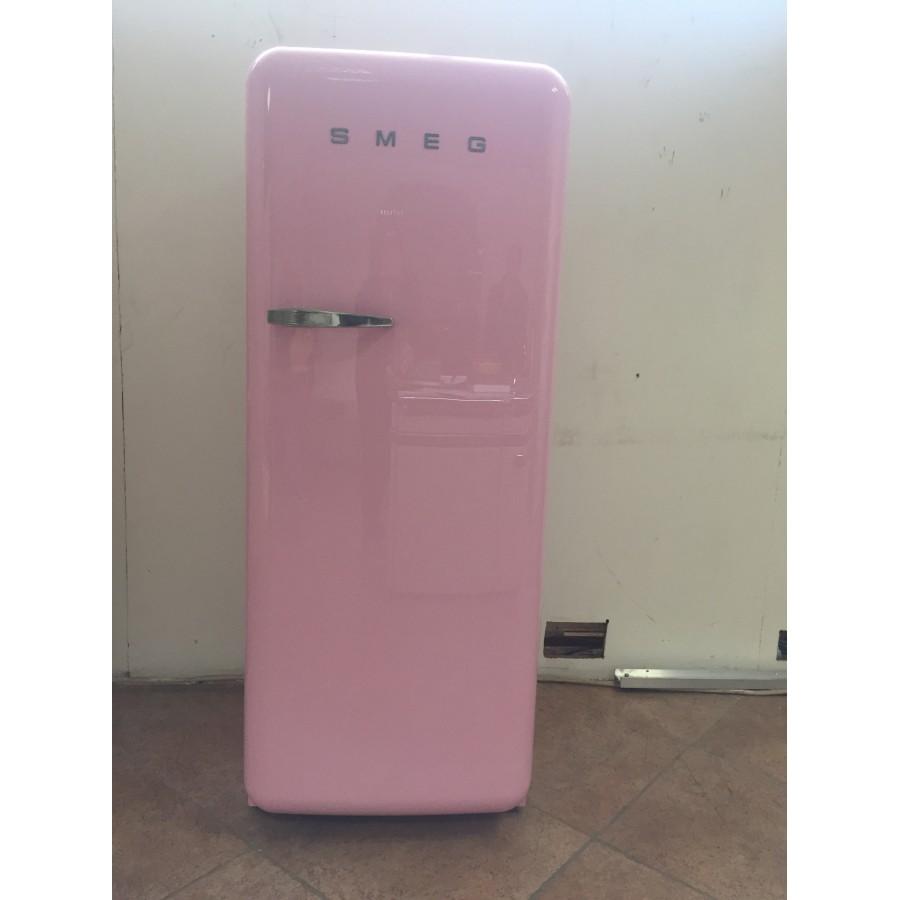 SMEG frigocongelatore ANNI 50 ROSA
