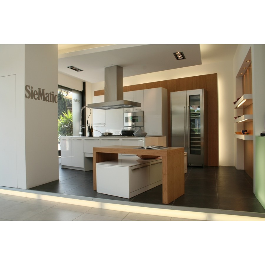 Siematic cucina laccata bianca lucida con 50 di sconto - Cucina laccata bianca ...
